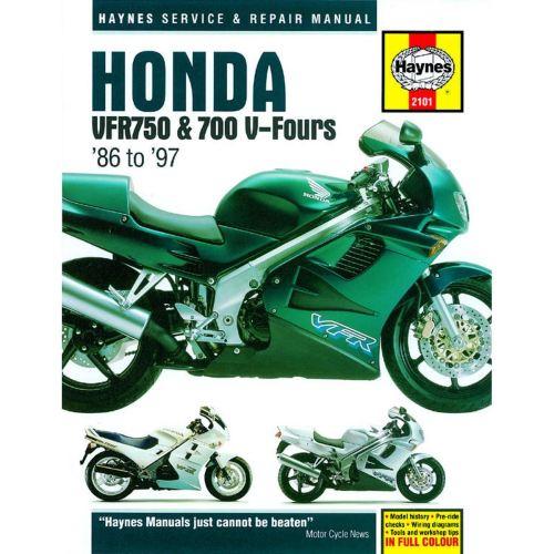small resolution of image is loading manual haynes for 1993 honda vfr 750 fp