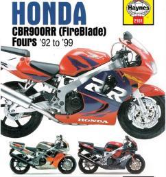 image is loading manual haynes for 1996 honda cbr 900 rrt  [ 1200 x 1200 Pixel ]