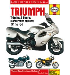 image is loading manual haynes for 1998 triumph thunderbird sport 900  [ 1200 x 1200 Pixel ]