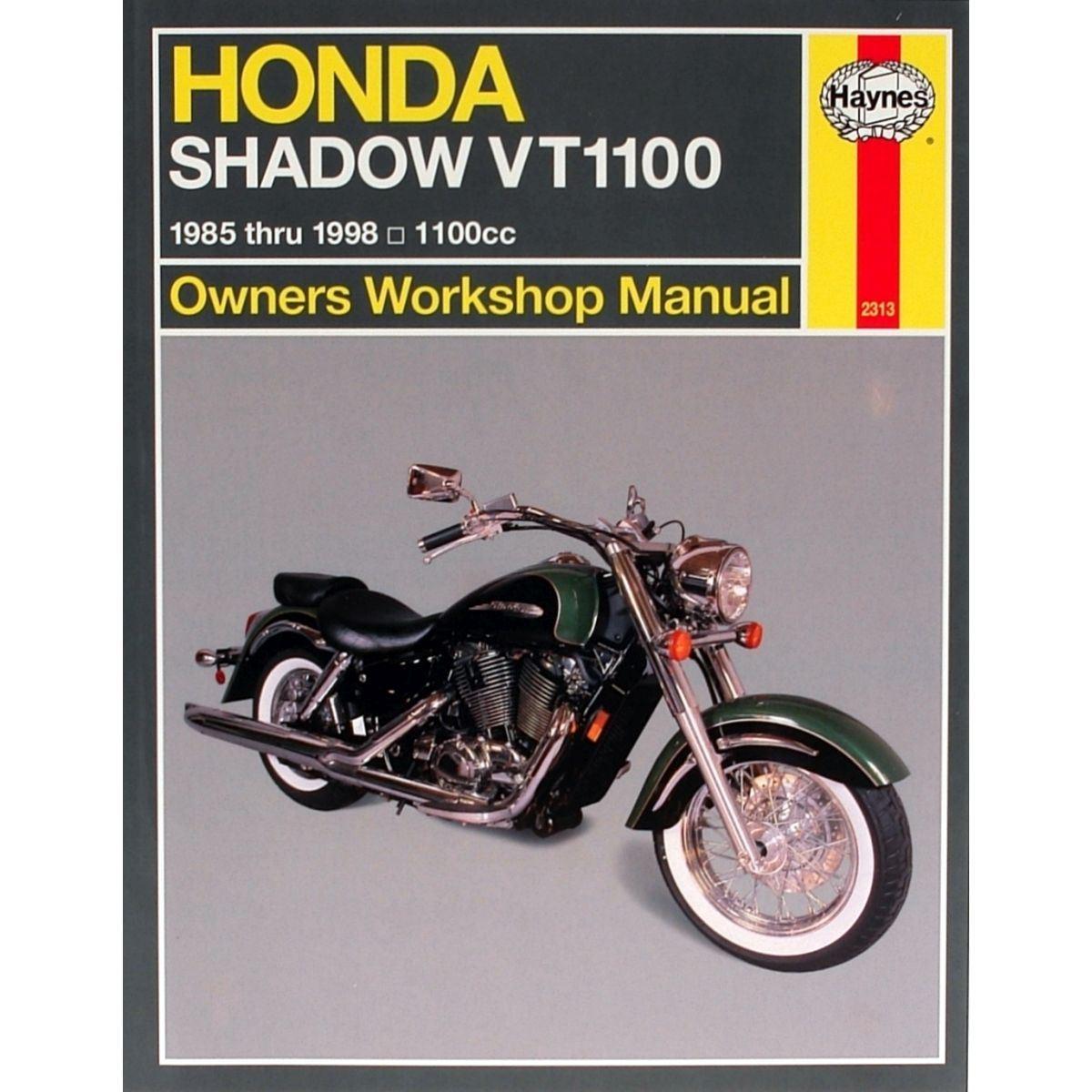 hight resolution of image is loading manual haynes for 2002 honda vt 1100 c2