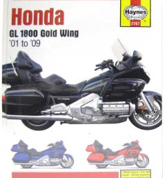 manual haynes for 2008 honda gl 1800 8 gold wing ebay 2008 honda goldwing wiring diagram [ 1200 x 1200 Pixel ]