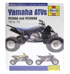 image is loading manual haynes for 2005 yamaha yfz 450 t  [ 1200 x 1200 Pixel ]