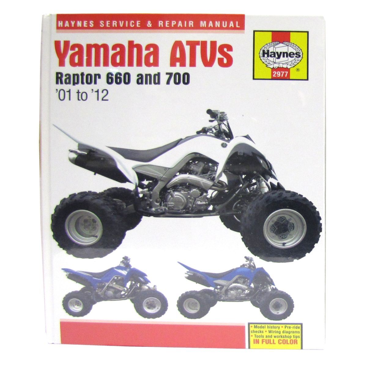 hight resolution of image is loading manual haynes for 2005 yamaha yfm 660 rt
