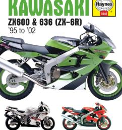 image is loading manual haynes for 1995 kawasaki zx 6r [ 1200 x 1200 Pixel ]