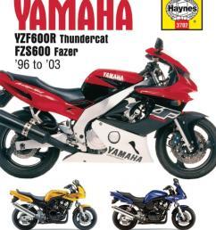 manual haynes for 2001 yamaha fzs 600 fazer 5dmc  [ 1200 x 1200 Pixel ]