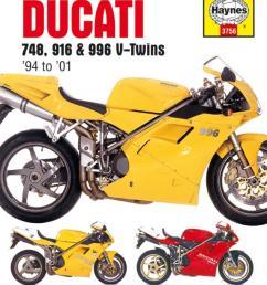 manual haynes for 2002 ducati 748 e biposto  [ 1200 x 1200 Pixel ]