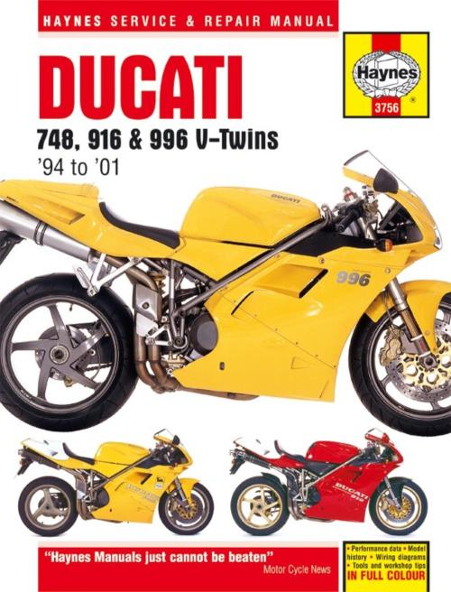 small resolution of manual haynes for 2002 ducati 748 e biposto