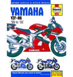 manual haynes for 2000 yamaha yzf r6 5eb5 ebay rh ebay co uk 2000 yamaha r6 headlight wiring diagram 2000 yamaha r6 headlight wiring diagram [ 1200 x 1200 Pixel ]