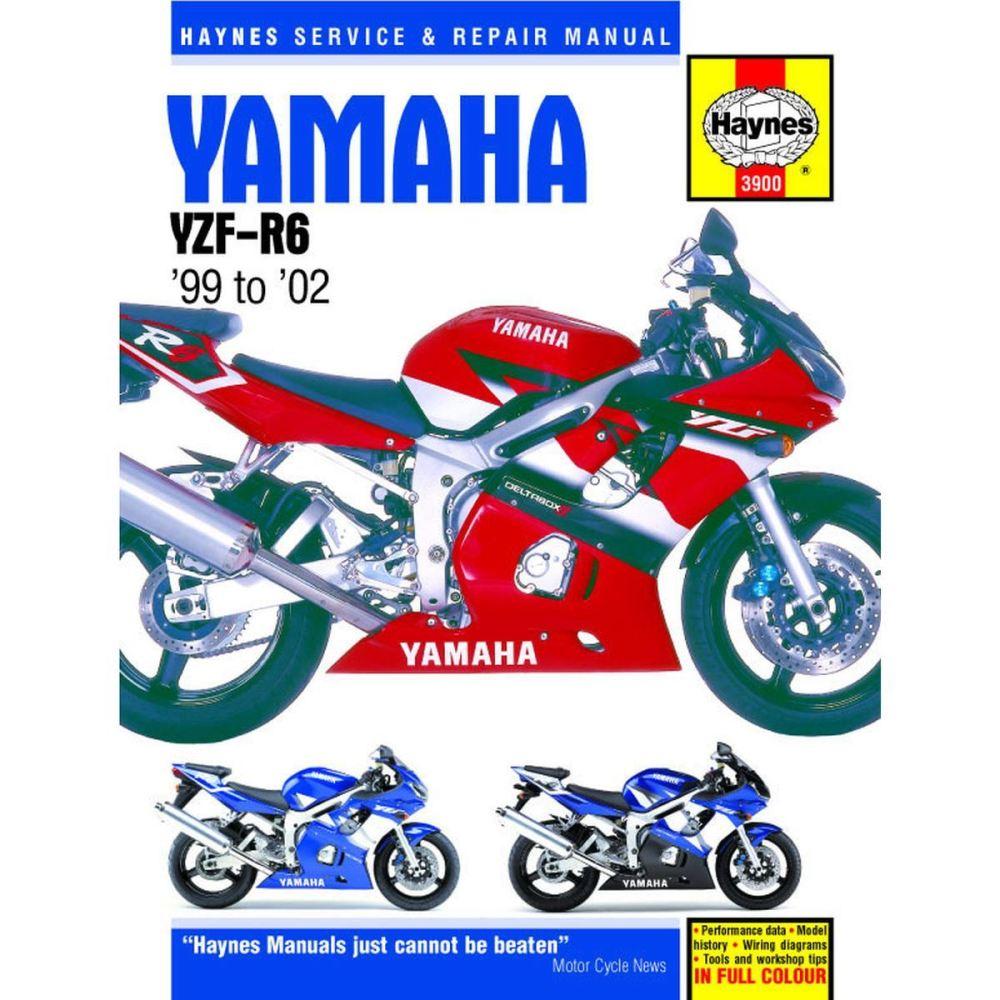 medium resolution of image is loading haynes manual 3900 yam yzf r6