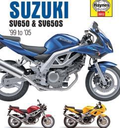 image is loading manual haynes for 2003 suzuki sv 650 k3  [ 1200 x 1200 Pixel ]