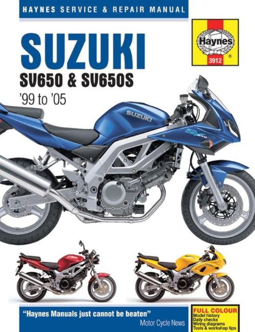 small resolution of image is loading manual haynes for 2003 suzuki sv 650 k3