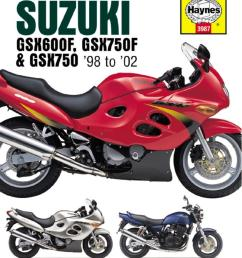 image is loading manual haynes for 2001 suzuki gsx 750 k1  [ 1200 x 1200 Pixel ]