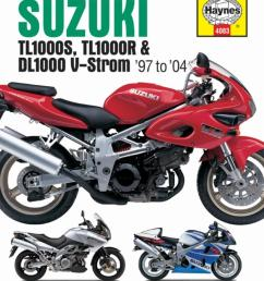 image is loading manual haynes for 1999 suzuki tl 1000 [ 1200 x 1200 Pixel ]