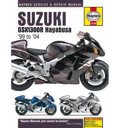 manual haynes for 2005 suzuki gsx 1300 r k5 hayabusa 1st gen ebay 2005 hayabusa wiring diagram [ 1200 x 1200 Pixel ]