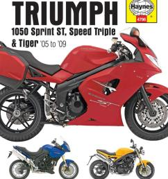 image is loading manual haynes for 2010 triumph speed triple 1050 [ 1200 x 1200 Pixel ]