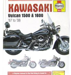 image is loading manual haynes for 1992 kawasaki vn 1500 [ 1200 x 1200 Pixel ]