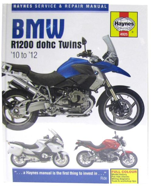 small resolution of image is loading manual haynes for 2010 bmw r 1200 rt
