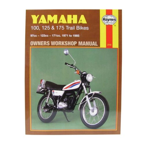 small resolution of image is loading workshop manual yamaha dt100 76 83 dt125 mx
