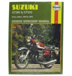workshop manual suzuki gt380 1972 1975 gt550 1972 1975 [ 1200 x 1200 Pixel ]