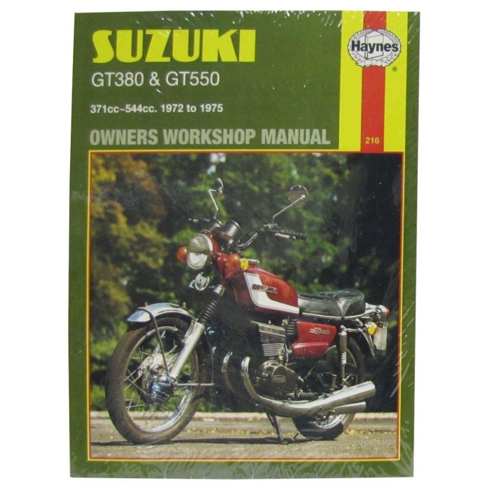 medium resolution of workshop manual suzuki gt380 1972 1975 gt550 1972 1975