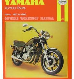 image is loading workshop manual yamaha xs1100 1978 1980 [ 1200 x 1200 Pixel ]