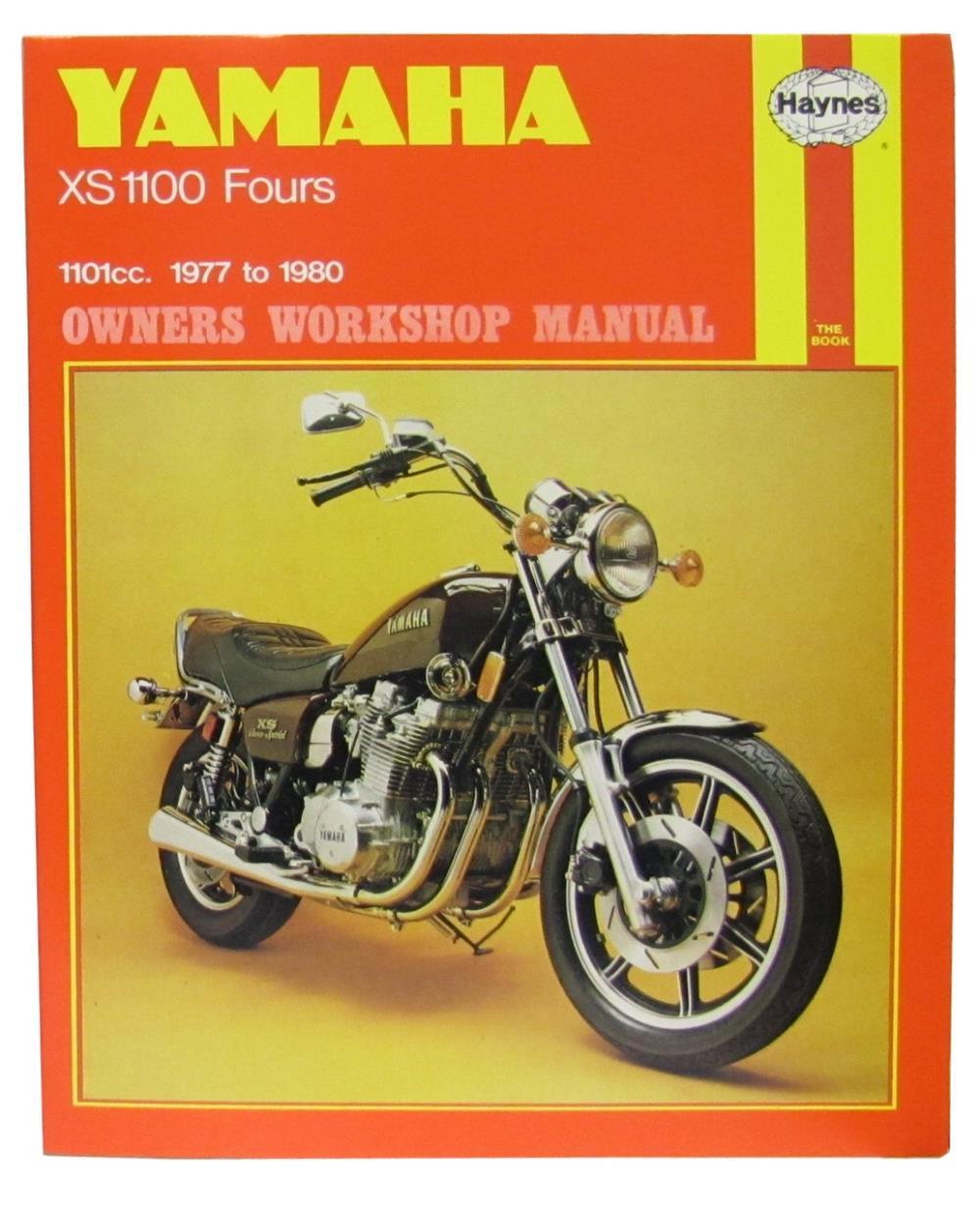 medium resolution of image is loading workshop manual yamaha xs1100 1978 1980