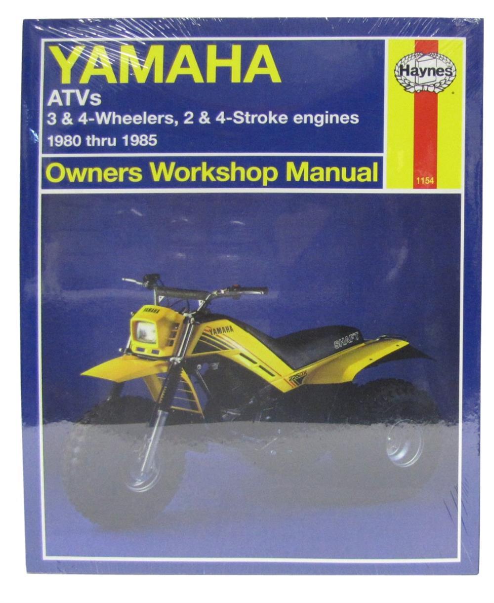 medium resolution of workshop manual yamaha yfm200 yt60 125 175 ytm200 225 ytz250 sincgars radio configurations diagrams yt60 wiring diagram