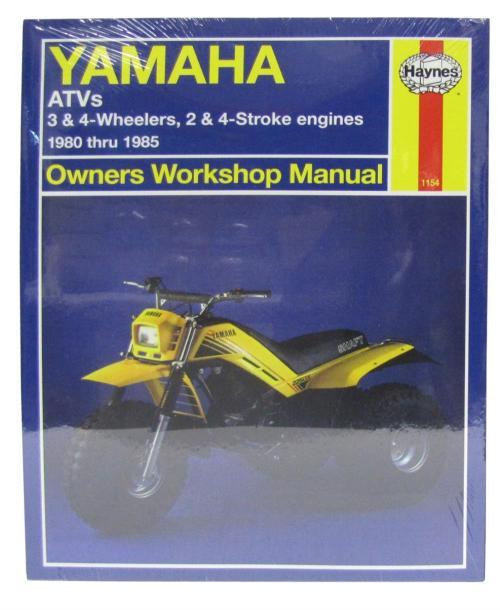 small resolution of workshop manual yamaha yfm200 yt60 125 175 ytm200 225 ytz250 sincgars radio configurations diagrams yt60 wiring diagram