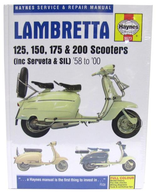 small resolution of image is loading manual haynes for 1967 lambretta li 125