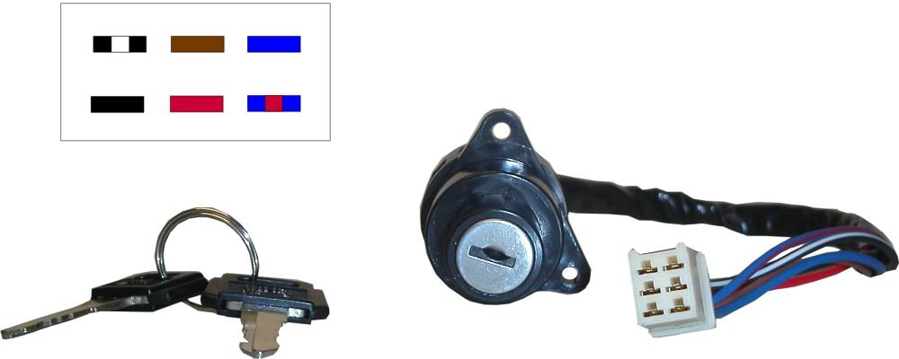 hight resolution of ignition switch for 1980 yamaha dt 100 g 1 of 3free shipping see more