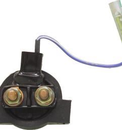 starter relay yamaha fj1100 fj1200 fzr1000 fz750 ebay rh ebay co uk gy6 starter solenoid relay wiring potential start relay schematic [ 1200 x 1200 Pixel ]
