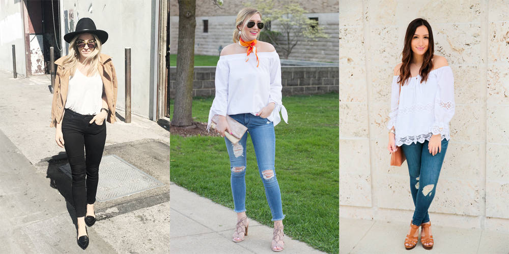 James Jeans 3 Ways + A Giveaway! | Gold-Hatted Lover