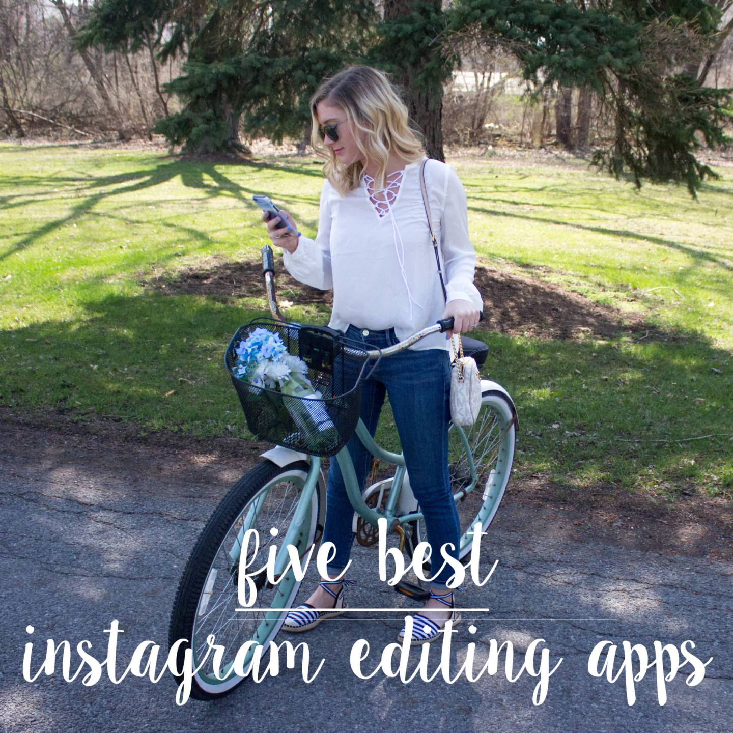 The Five Best (FREE!) Instagram-Editing Apps.