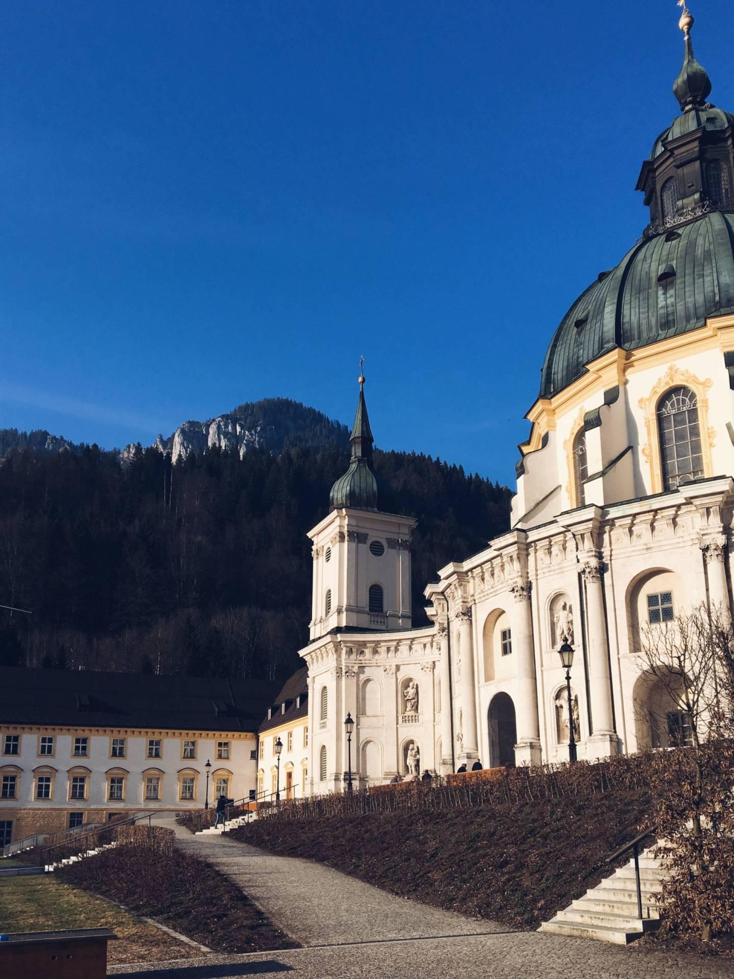 Ettal Abbey Germany