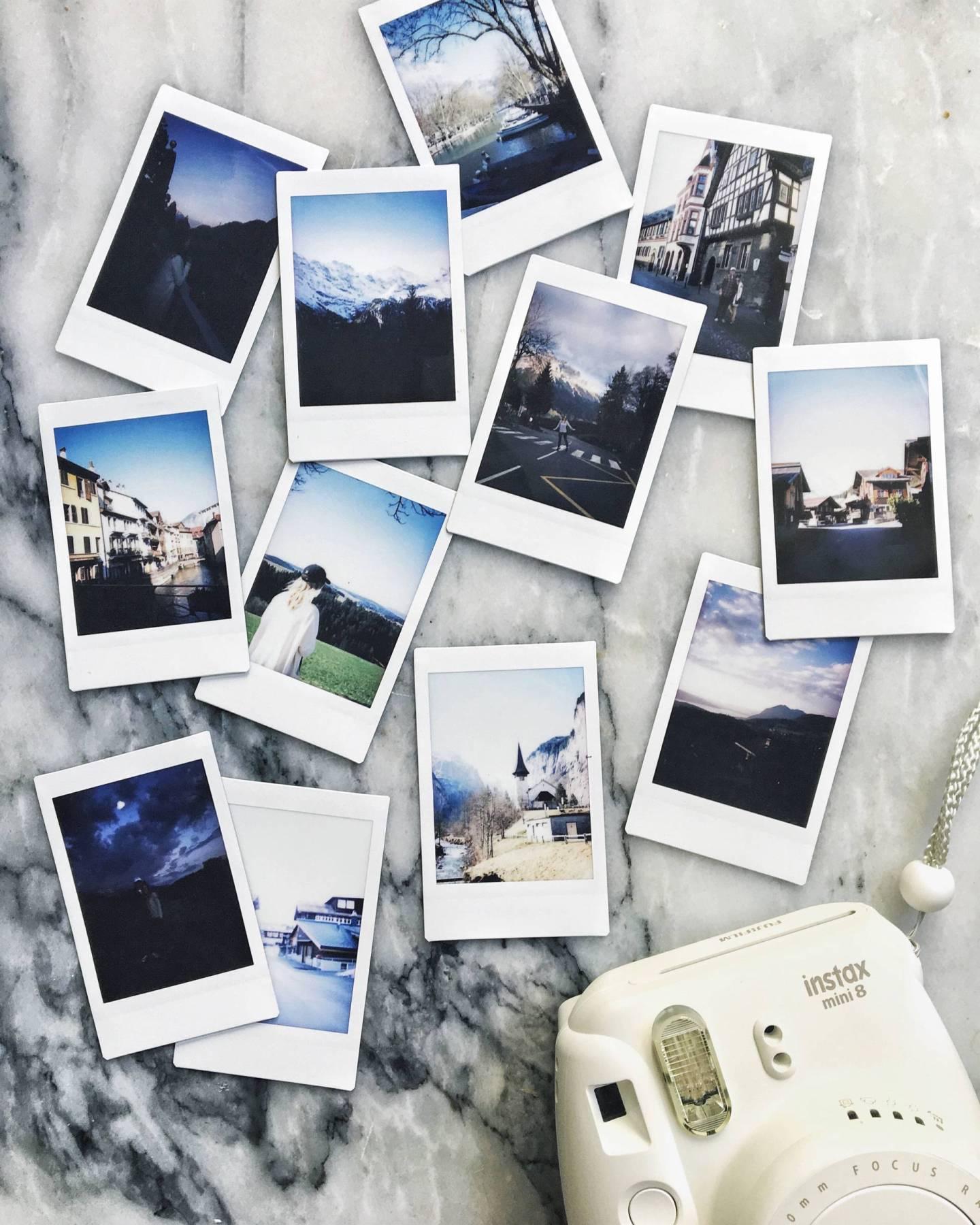 European Instax Photos