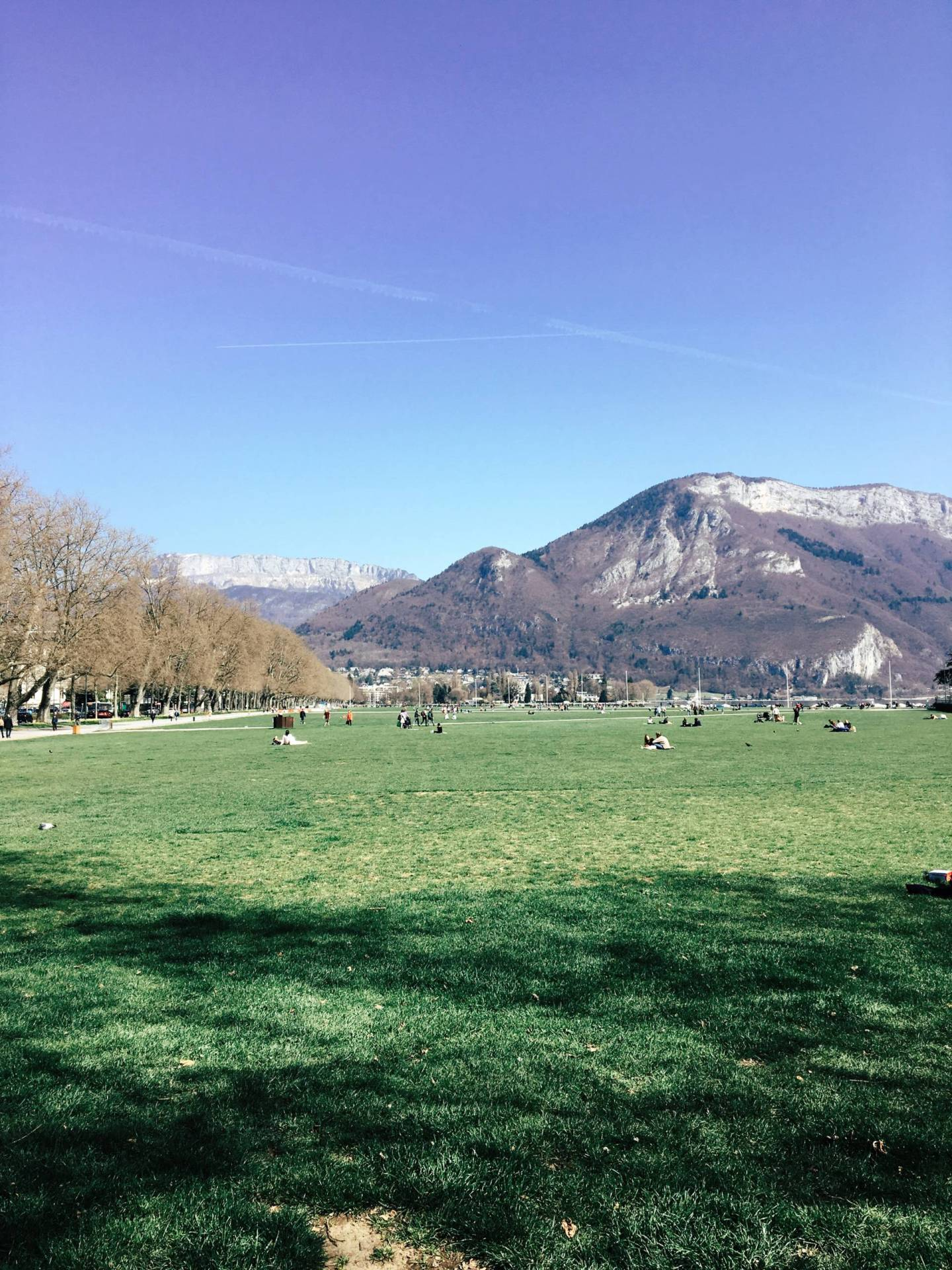 Lake Annecy Park