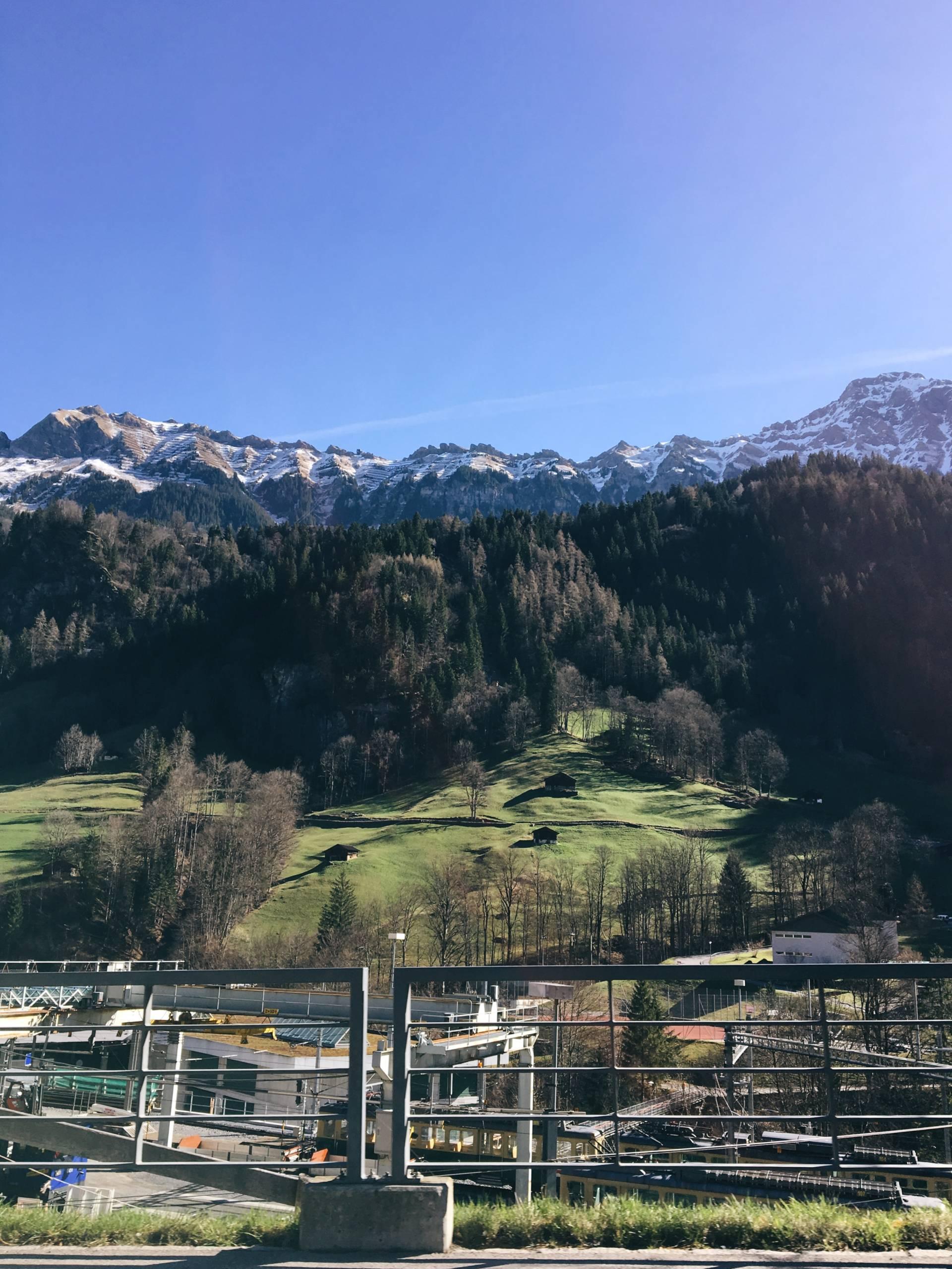 Roadtripping through Switzerland