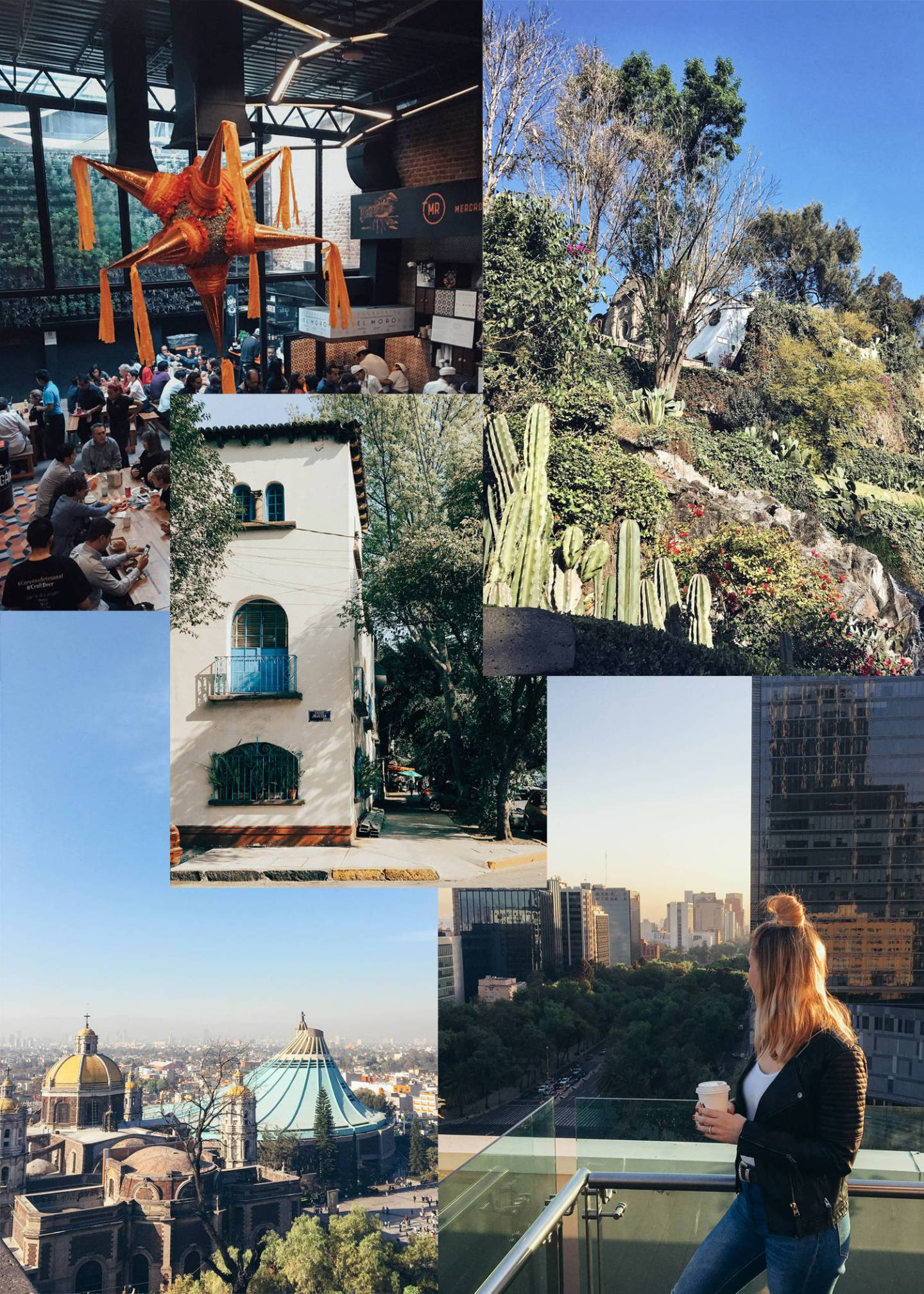 Best International Trips Mexico City