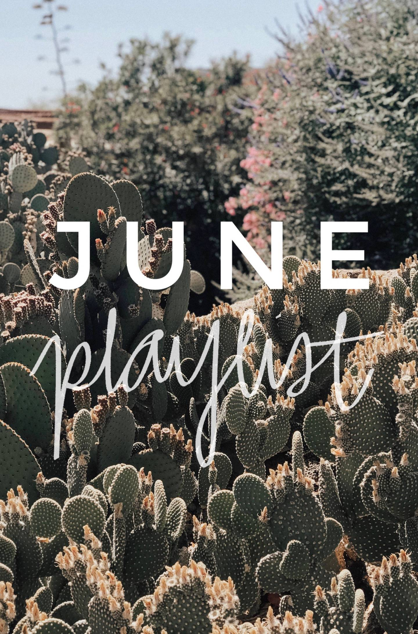 June Playlist – 10 Songs to Listen to this Month.