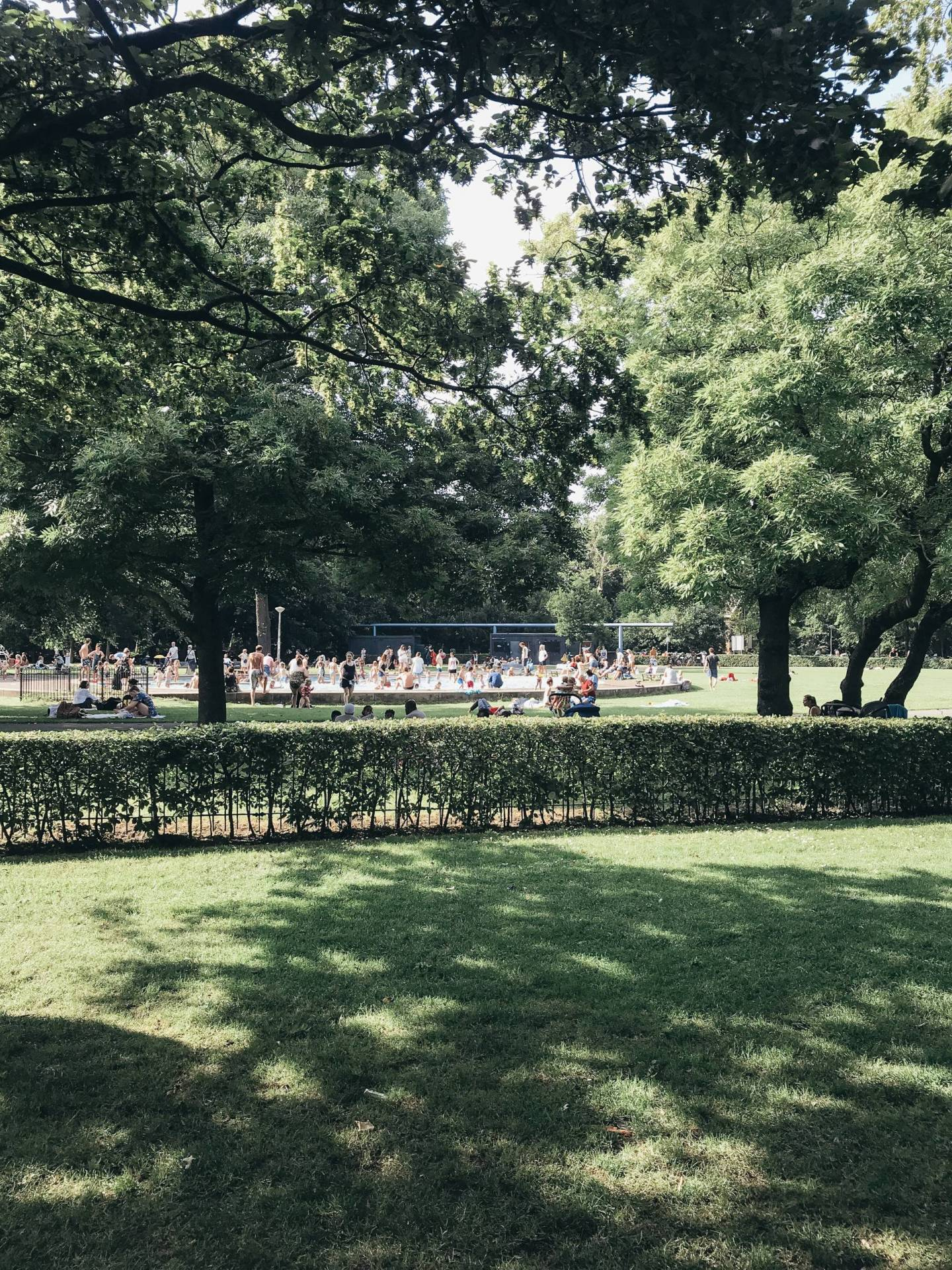 If you're visiting Amsterdam in the Summer, you have to visit Vondelpark. With multiple play areas, a large playground, and even a wading pool, it is the perfect place to beat the heat and get those wiggles out.