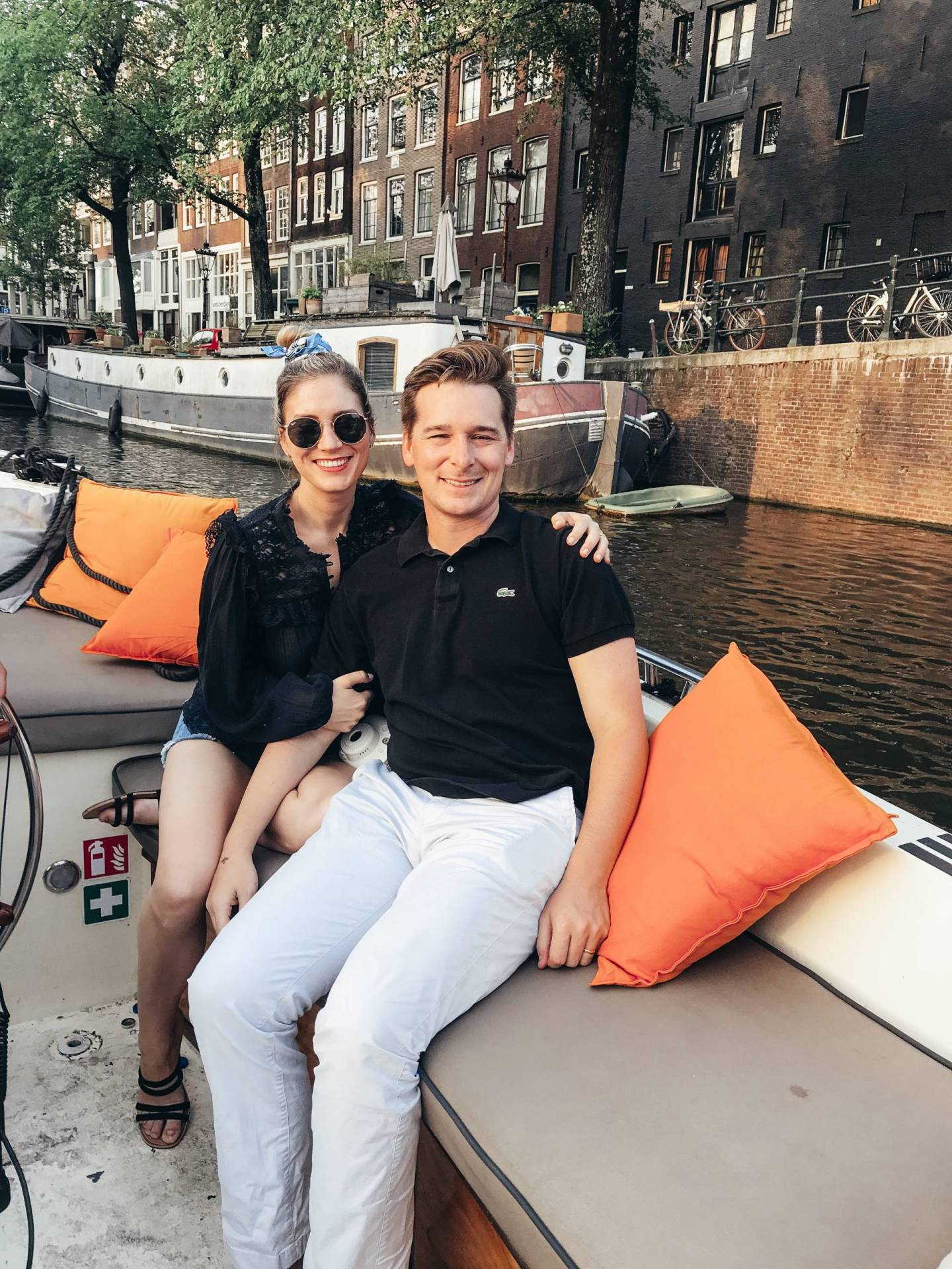 My favorite thing we did while visiting Amsterdam? Hands down our canal cruise with Flagship Amsterdam! Click through for more of what we did during our Summer trip to the Dutch capital.