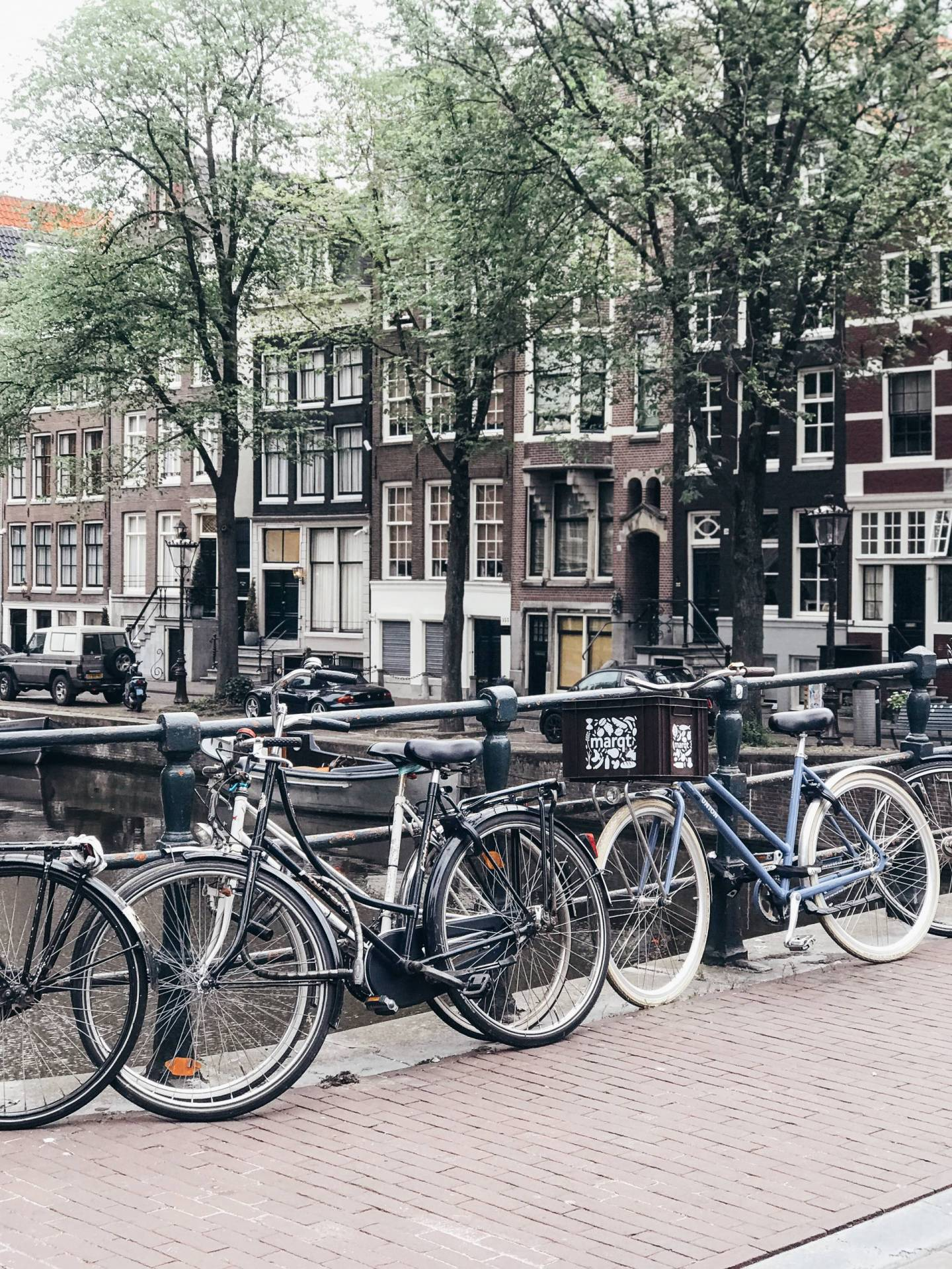 Did you know there are almost twice as many bikes in Amsterdam as there are people? With only 800,000 residents, there are over 1.2M bikes! It's a place unlike any I've ever visited before and one of my favorite trips we've ever taken. Click through for more of what we did, where we ate, and where we stayed during our visit.