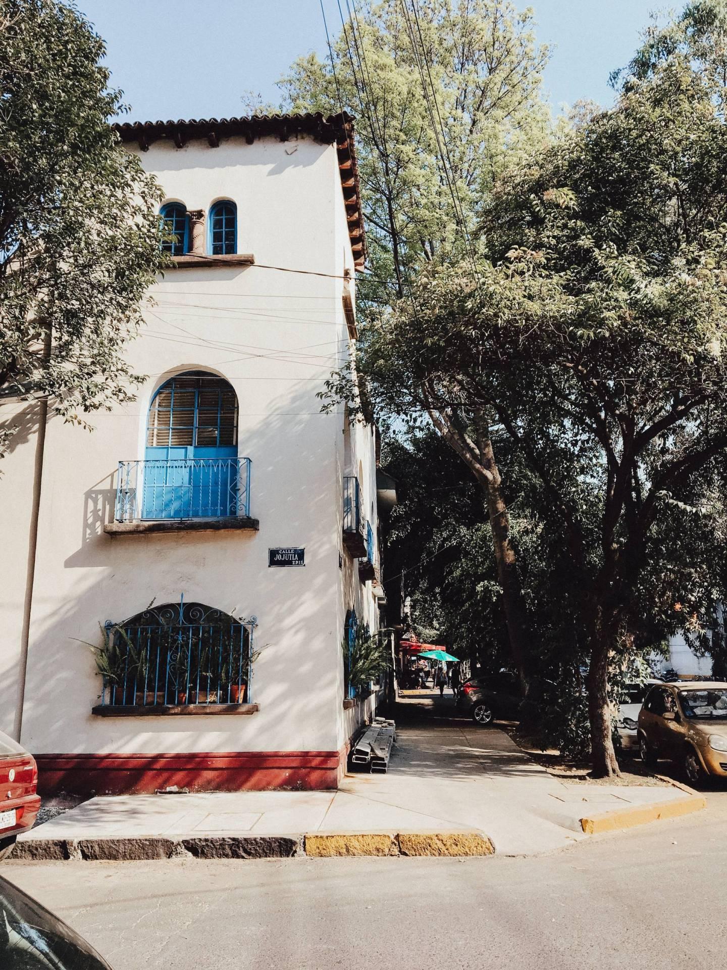 Exploring La Condesa in Mexico City