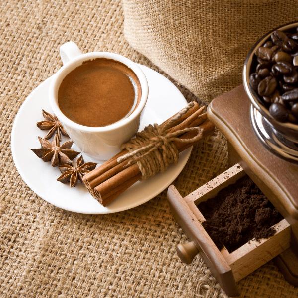 koffeinmentes kávézás