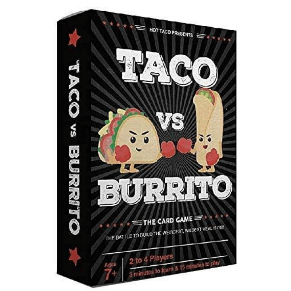 Taco vs Burrito Game - Kids Gifts