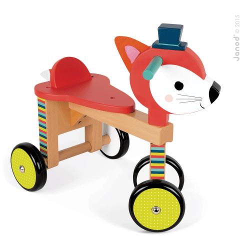 Fox Ride-On Toy
