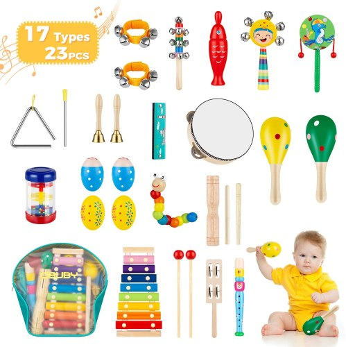 timeless toddler toys - musical instruments