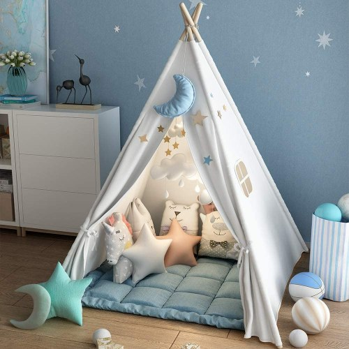 Timeless Toddler Toys - Teepee Tent
