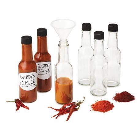 Hot sauce kit