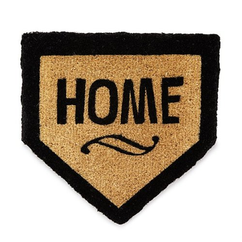Home Plate Doormat